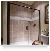 Infinity enclosures ... & Deluxe Bath | Basco Shower enclosures