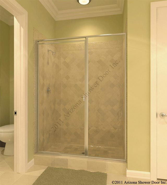 Deluxe Bath | Arizona Shower Door