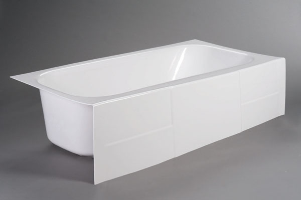 Deluxe bath acrylic bathtub liners for Bathtub covers liners prices