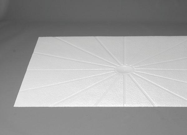 Flat Shower Floor