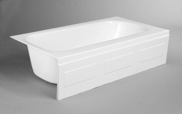 Deluxe bath acrylic bathtub liners for Bathroom tub inserts