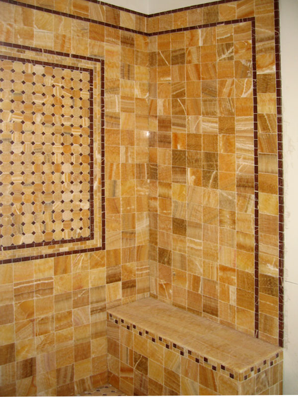 Ceramic tile custom